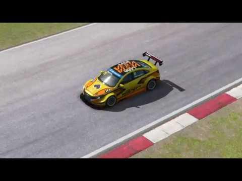 RaceRoom Racing Experience con el Lada Vesta eSports