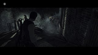 getlinkyoutube.com-サイコブレイク-チェーンソー男(サディスト)の簡単な倒し方 The Evil Within (Sadist) How to defeat easily