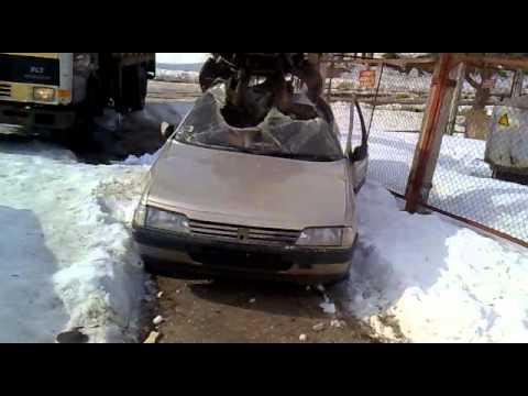 Peugeot 405 На металолом