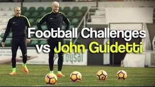 getlinkyoutube.com-Football Challenge vs JOHN GUIDETTI 2017