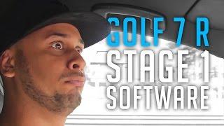 getlinkyoutube.com-JP Performance - VW Golf 7 R | Stage 1 | Software