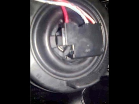 Замена ламп ближнего света на сузуки SX4