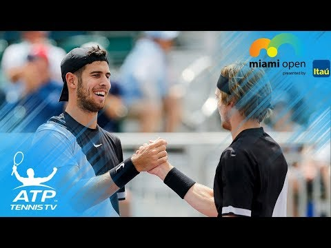 Remarkable doubles rally between Bryans