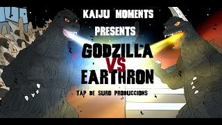 getlinkyoutube.com-GODZILLA VS EARTHTRON   KAIJU MOMENTS # 29