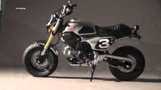 Honda GROM50 WEB Mr. Bike