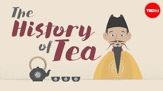 The history of tea - Shunan Teng width=