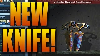 getlinkyoutube.com-Shadow Daggers!!! Unboxed Case Hardened Knives!!