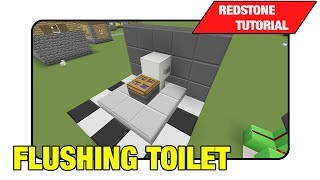 "getlinkyoutube.com-Flushing Toilet ""Tutorial"" (Minecraft Xbox/Ps3 TU16)"