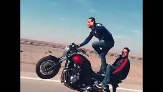 getlinkyoutube.com-شاه تک چرخ  با موتور سنگین