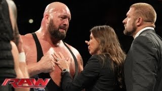 getlinkyoutube.com-Daniel Bryan vs. The Big Show: Raw, Sept. 2, 2013