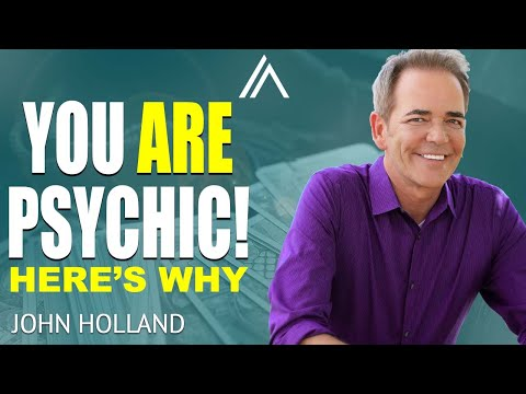 PSYCHIC ABILITY and The Thinning Veil with John Holland