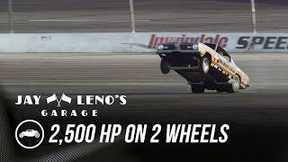 getlinkyoutube.com-Jay Leno Goes 2,500 HP on 2 Wheels - Jay Leno's Garage
