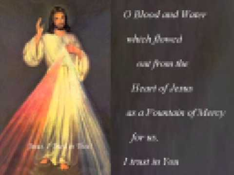 3 o'clock prayer song / Divine Mercy Song
