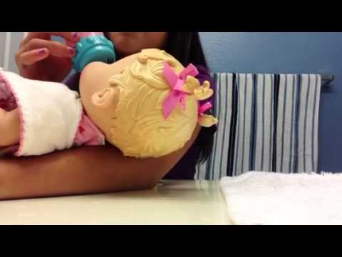 Day in the life of Charlotte(Baby Alive)