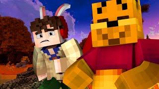 getlinkyoutube.com-Winnie the Pooh - Halloween Night! (Minecraft Roleplay) #1