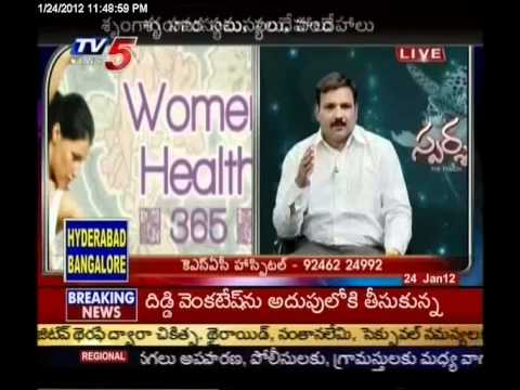TV5 - Sparsha Vatsayana Mantra Answers to sex problems 24-01-2012 part 2
