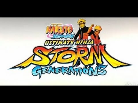 Naruto Shippuden: Ultimate Ninja Storm Generations - Unrivaled Power Trailer