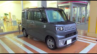 "getlinkyoutube.com-ダイハツ ウェイク G ターボ ""SA"" 4WD 内外装"