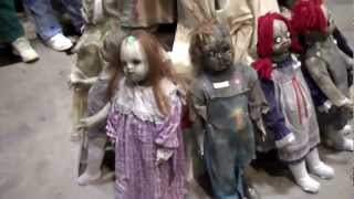 getlinkyoutube.com-CREEPYCOLLECTION.COM TRANSWORLD  2012 booth 1131