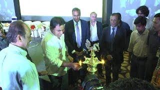Launch of the Telangana Intellectual property Crime Unit (TIPCU)