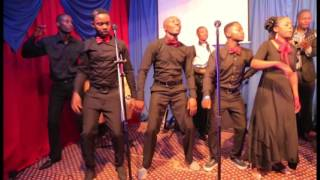 GOSPEL MUSIC  SEBEN CONGO DRC POWER OF GOD width=