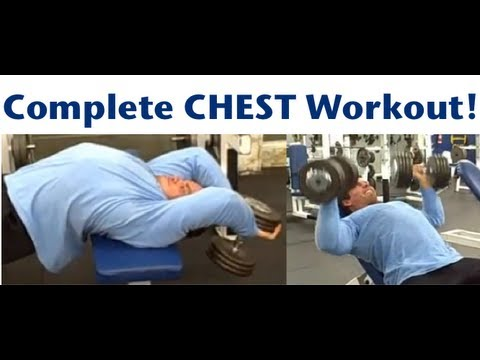 Complete Chest Workout Routine