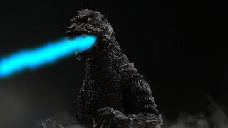 getlinkyoutube.com-NECA Godzilla 1985 Stop Motion