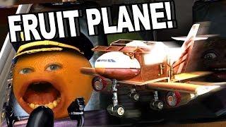 getlinkyoutube.com-Annoying Orange HFA - Fruit Plane!