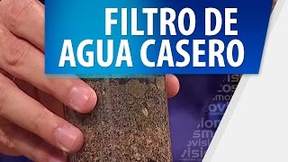 getlinkyoutube.com-Cómo Elaborar un Filtro de Agua Casero