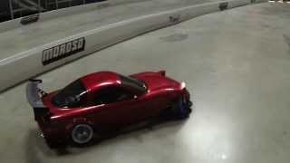 getlinkyoutube.com-No Gyro 2WD RC Drift Yokomo DPM