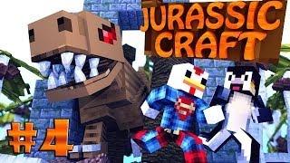 "getlinkyoutube.com-Minecraft | Jurassic Craft - Dinosaurs Ep 4 ""OUR FIRST DINO BABY!"""