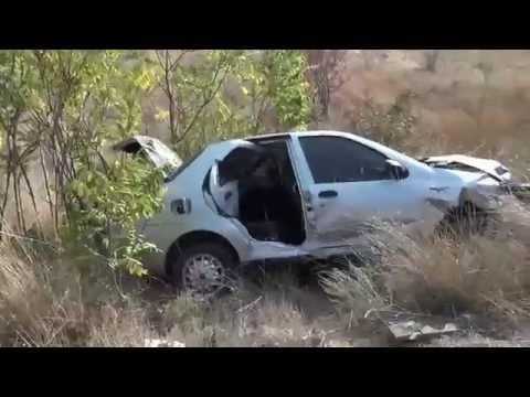 Fiat-Albea( краш-тест )