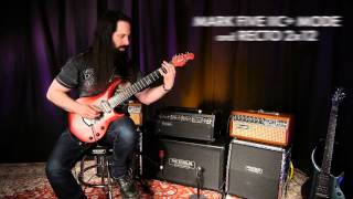 getlinkyoutube.com-John Petrucci Mark Five vs Mark IIC+ Comparison