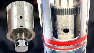 getlinkyoutube.com-Kanger Subtank Mini Wicking Dry Hit Prevention Solution