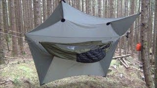 getlinkyoutube.com-REI Tent Poles for the Warbonnet SuperFly Tarp