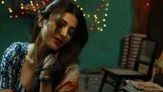 "getlinkyoutube.com-Shruthi Hassan as Karachi Prostitute in ""D-Day"""