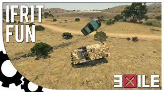 getlinkyoutube.com-Arma 3: Exile Mod - Part 2: Ifrit Fun!