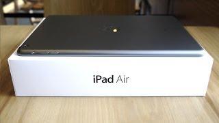 مراجعه سريعه  لجهاز ابل اللوحيApple - iPad Air