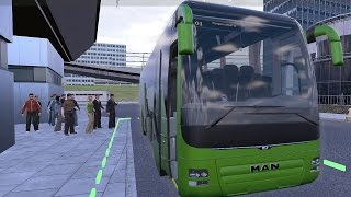 getlinkyoutube.com-Fernbus Coach Simulator - First Look Gameplay HD