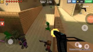 getlinkyoutube.com-Pixel Gun 3D Shooter.Girls Love Me! xD