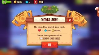 King of Thieves - I'm in the King of Kings league!!!