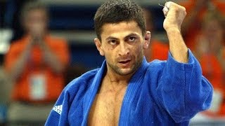 getlinkyoutube.com-Zurab Zviadauri at the Athens Olympic Games 2004