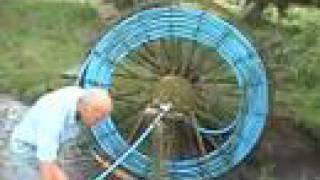 getlinkyoutube.com-WATERWHEEL PUMP