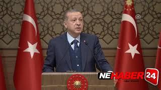 Cumhurbaşkanı Erdoğan'dan BAE Dışişleri Bakanı'na sert yanıt: Önce haddini bil