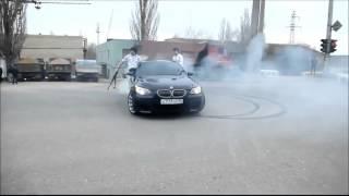 getlinkyoutube.com-BMW M5 HAMANN e60 Drifting Video Collection