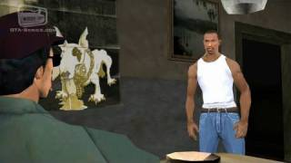 getlinkyoutube.com-GTA San Andreas - Walkthrough - Mission #2 - Ryder (HD)