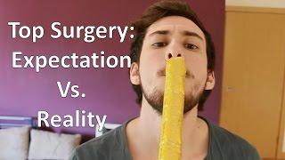 getlinkyoutube.com-FTM Transgender: Top Surgery Expectations vs. Reality