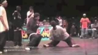 getlinkyoutube.com-Les Twins - Criminalz Crew vs Crazy Essentiel, 2007.04, Battle Mix, Amiens