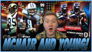 getlinkyoutube.com-99 STEVE MCNAIR AND JACK YOUNGBLOOD! | UL PACK OPENING! | MUT 17 PACK OPENING