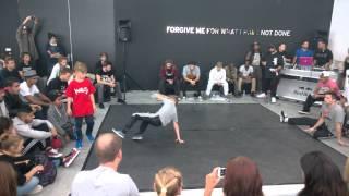 getlinkyoutube.com-Breakdance Battle Dunkerque 2014 - qualification hip opsession 2015